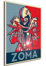 Poster - Propaganda - Pixel Art - Golden Axe The Duel - Zoma