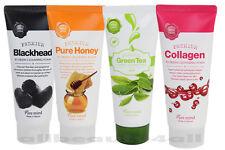 Pure Mind CLEANSING FOAM Cleanser [Blackhead Honey Collagen Green Tea] US Seller