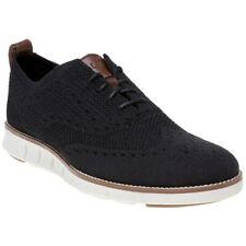 New Hommes Cole Haan Noir zerogrand stitchlite Textile Chaussures Richelieu à Lacets