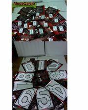 Ac Milan Kit Printing Nameset a scelta x maglia calcio tg Home 2011 12 PVC