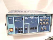 Tau-Tron S5200E DS3 Digital Transmission Test Set opt11 NSN 6625-01-263-6627