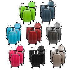 Hartschalenkoffer Reisekoffer Koffer Trolley Set Beautycase M L XL - Mauritius
