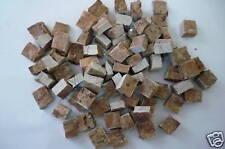 Tessere Mosaico Marmo! Mosaic Tiles! 1x1cm. Rosso 28