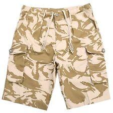 Véritable armée britannique question désert dpm bermuda longueur combat shorts xs à xxl