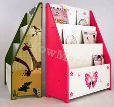 New Kid Book Magazine Storage Book Shelf Bookcase Display Stand SL-018 / DL-018