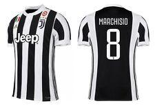 MAGLIA Juventus Torino 2017-2018 HOME COPPA/SCUDETTO-MARCHISIO 8 [128-xxl]