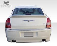 Duraflex c Elegante Rear Bumper Lip Body Kit 1 Pc For Chrysler 300 05-