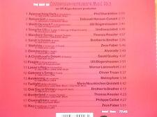 The Best of contemporary strumentale Music Vol. 3 Ulli Bögershausen Zeus faber