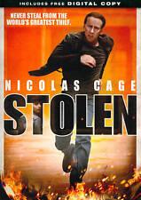 Stolen (DVD, 2013, Includes Digital Copy)