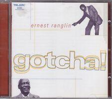ERNEST RANGLIN - gotcha CD