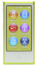In scatola Apple iPod Nano 7th Generazione Giallo (16GB)