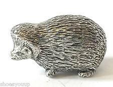 Hedgehog Figur, Handgemacht von bleifrei Englischen Zinn