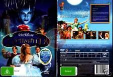 ENCHANTED Amy Adams Patrick Dempsey walt disney NEW DVD (Region 4 Australia)