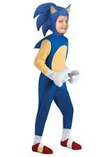 Child Deluxe Sonic Costume