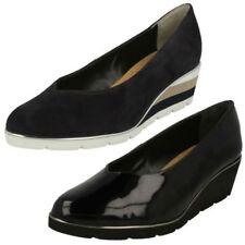 Ladies Van Dal Elegant Lightweight Wedge Shoes 'Ariah'