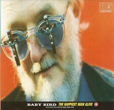 BABY BIRD (CD 1996) THE HAPPIEST MAN ALIVE ░▒▓█▄▀▄▀▄▀▄▀