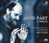 : Arvo Part: Tribute Import Audio CD