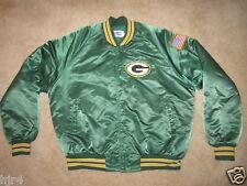 Green Bay Packers NFL Football Super Bowl Chalkline Jacket XL mens
