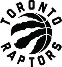 Toronto Raptors NBA Team Logo Decal Stickers Basketball