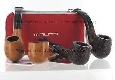 Savinelli Pipa Minuto per Tabacco Rolling Pipe Pfeife New Italy Original