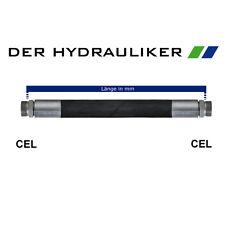 Hydraulikschlauch 2SC 10L(NW08)/12L(NW10) mit CEL/CEL, metrisch 315 bar