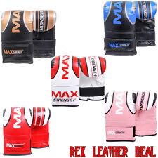 Boxe Da uomo Guantoni Sacco Lotta Thai allenamento MMA Grappling adulto Rex