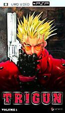 Trigun Volume 1 (UMD-Movie for PSP, 2005) New Sealed @