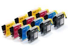 LC985 / LC39 - 3 set (12) Compatibile Stampante Cartucce Di Inchiostro