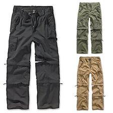 Brandit Savannah Senderismo Trouser Pantalón Cargo de hombre Outdoor Pantalones
