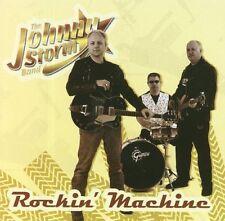 JOHNNY STORM Rockin' Machine CD - Great British Rock 'n' Roll Rockabilly - NEW