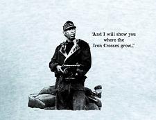 Cross Of Iron (1977) '011' - Peckinpah, James Coburn / Steiner - Vintage poster
