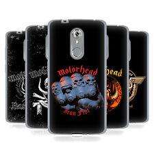 Álbum oficial Motorhead cubre caso De Gel Suave Para Teléfonos ZTE