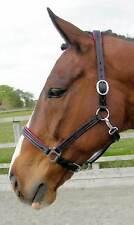 English Leather Rasberry  PINK Padded Headcollar Halter Hav C
