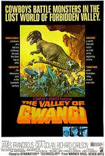 The Valley Of Gwangi - 1969 - Movie Poster