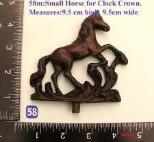 """58M """"Small Horse"""" clock case / furniture DIY"""