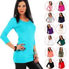 BALI Lingerie - Damen Longshirt 3/4 Arm Shirt Tunika