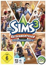 Die Sims 3: Reiseabenteuer (PC/Mac, 2009, in  DVD-Box)