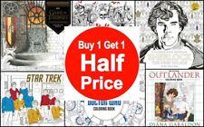 Buy 1 Get 1 50% OFF Bantam Official Coloring Books