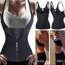 FAJAS Shaper Waist Trainer Tummy Fat Burner Thermo Shapewear Vest Plus Size Belt