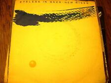 "Eyeless In Gaza 7""/sleeve New Risen CHERRY RED"