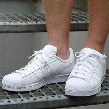 Adidas Originals Superstar Foundation Schuhe Sneaker Herren Damen B27136 Weiß