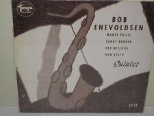 BOB ENEVOLDSEN - Quintet ~ TAMPA 14 [MINT SEALED] w/Don Heath, Bunker, Mitchell