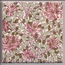 Arts & Crafts William Morris Honeysuckle Tiles Fireplace Kitchen Bathroom