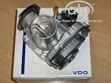 VW GOLF, BORA, LUPO, polothrottle corpo 408237130004z NUOVO di zecca