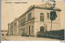 CARTOLINA d'Epoca: PLOAGHE - SASSARI - Sardegna