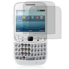 Accesorios Lote Paquete Películas Protectoras Samsung Gato S3570 S3572 Duos/Ch@t
