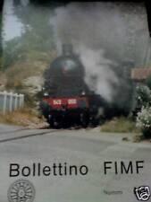 Bollettino FIMF treni 1988 163 Locomotiva BREDA 030