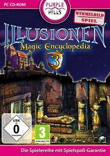 Magic Encyclopedia 3 * illusioni * scrutare-GIOCO PC CD-ROM