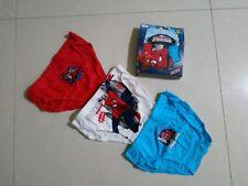 Chicos/chicas 3 Pack carácter Pantalones/calzoncillos Spiderman, Thomas Y Sus Amigos