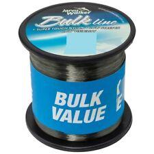 1 Spool of Bulk Jarvis Walker Monofilament Fishing Line - Green Mono Line